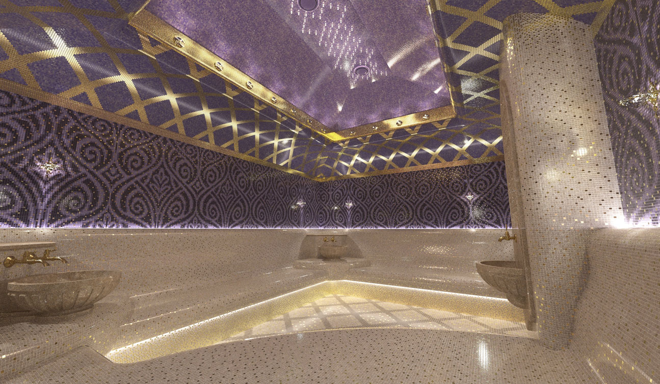 Turkish Baths traditions in the Luxury Hamam interior image03